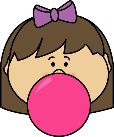 bubblegum girl monica s bubble gum project pinterest girls rh pinterest com bubble gum clip art images bubble gum bubble clipart