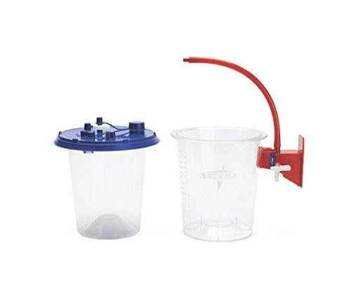 Medline Or510H Suction Canister Semi-Rigid Liners