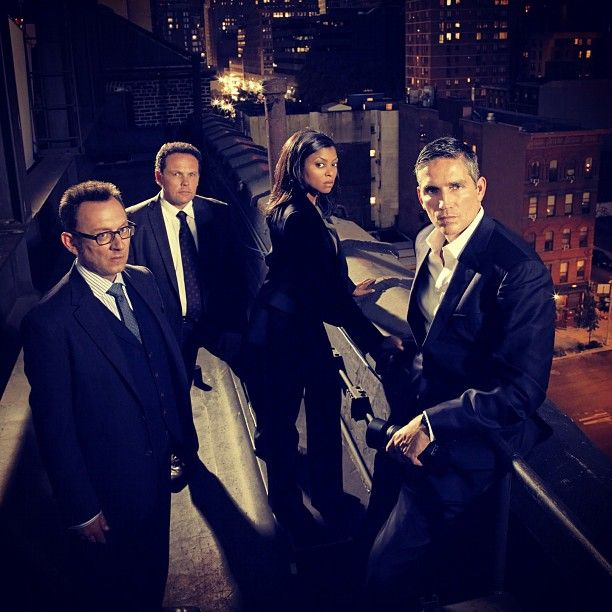 Team Person of Interest