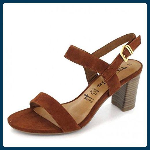 Sandalen für Damen Wort-Typ mit schweren Boden offene Schuhe und bequeme Freizeitschuhe wilde Studenten , brown 152 , US6 / EU36 / UK4 / CN36
