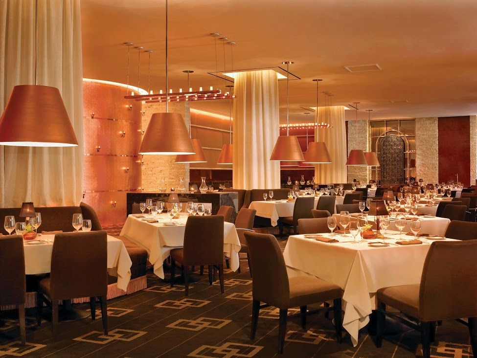 Zagat S Top Rated Restaurants In Las Vegas From Longtime Favorites To Contemporary Clics