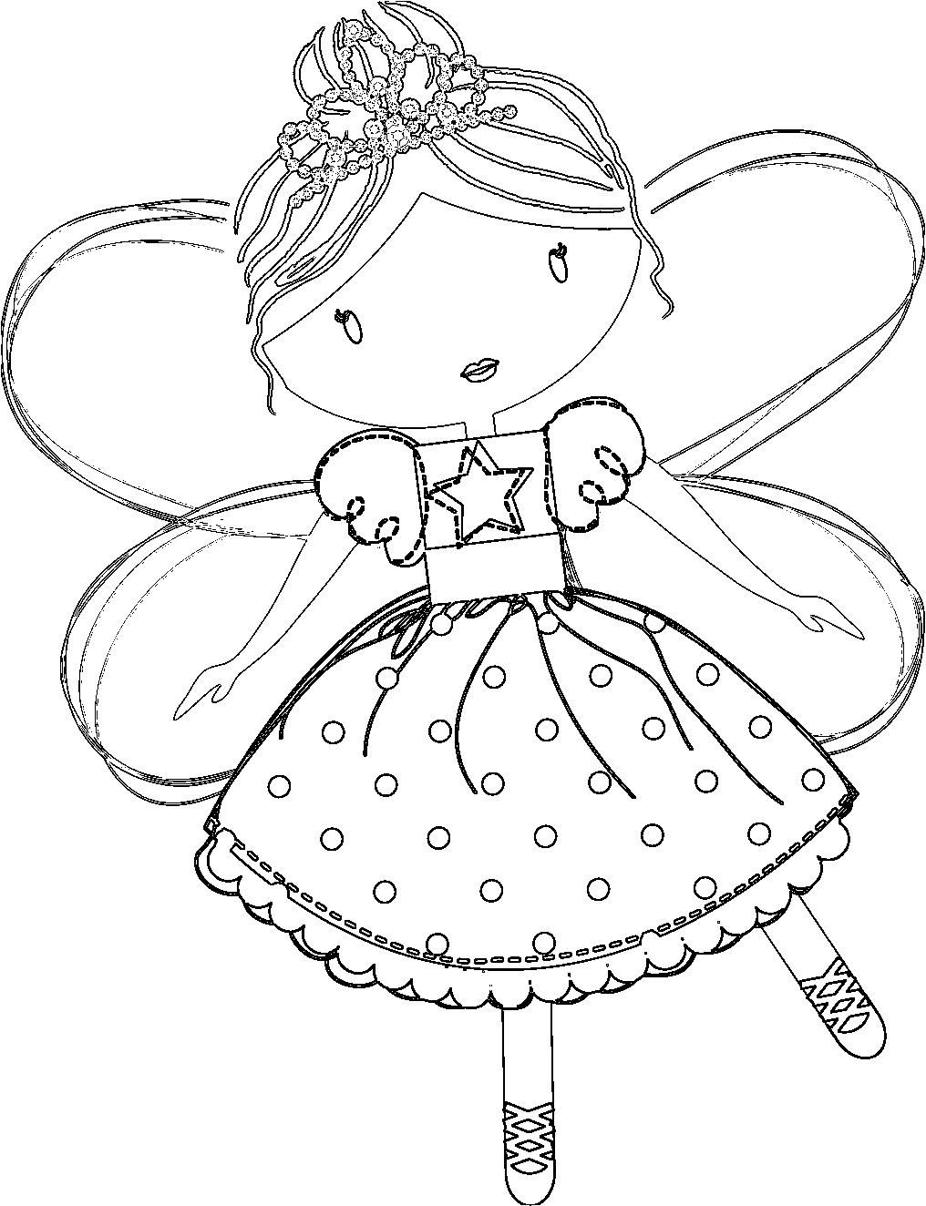 Free Colouring Sheets craft