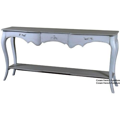 Large Console Table Is Not Only For Large Home