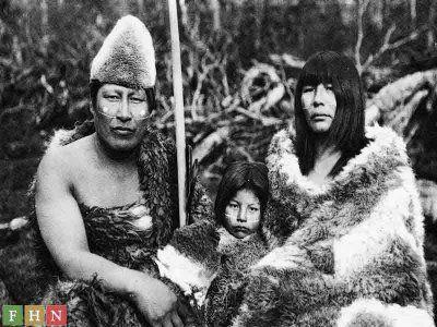 Historia de Chile: Selk'nam, cazadores terrestres insulares