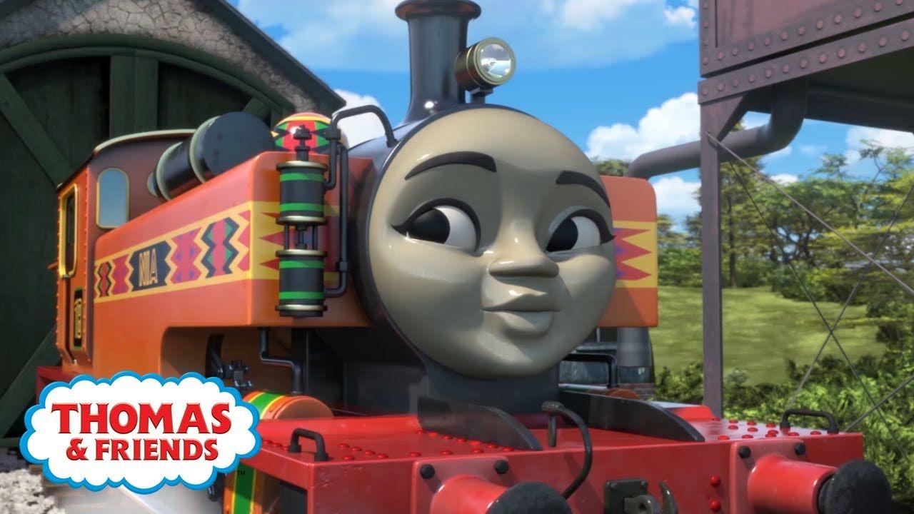 Meet The Steam Team Meet Nia Thomas Friends Thomas And Friends Thomas Friends Season