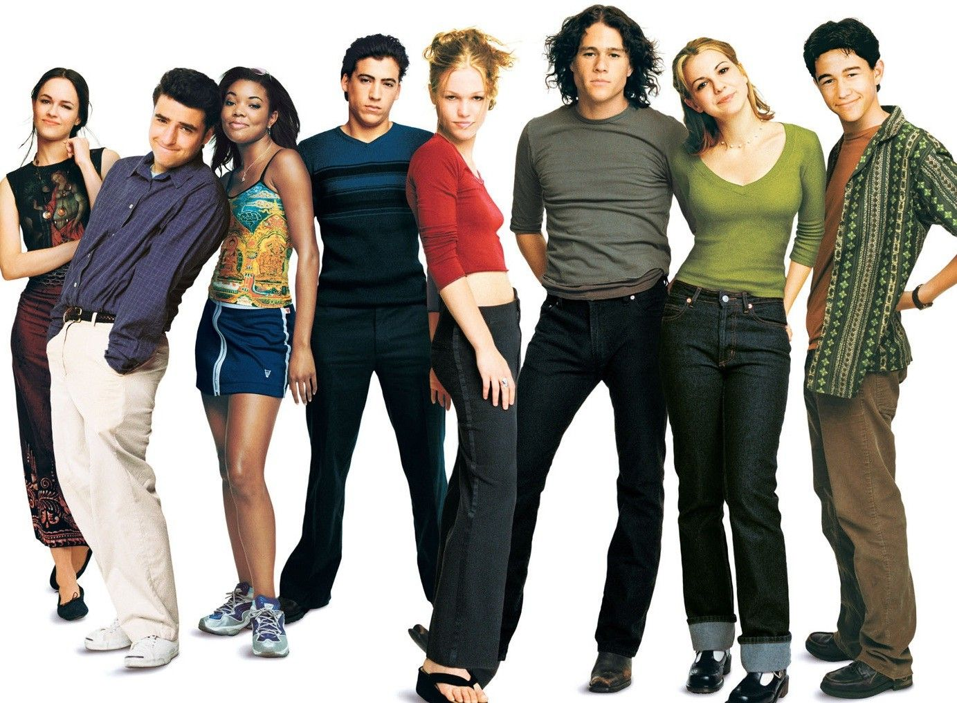 Pin Em The Breakfast Club 10 Things I Hate About You