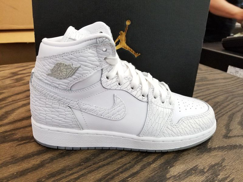 1a8d4794c60f Air Jordan 1 Frost White Release Date - Sneaker Bar Detroit ...