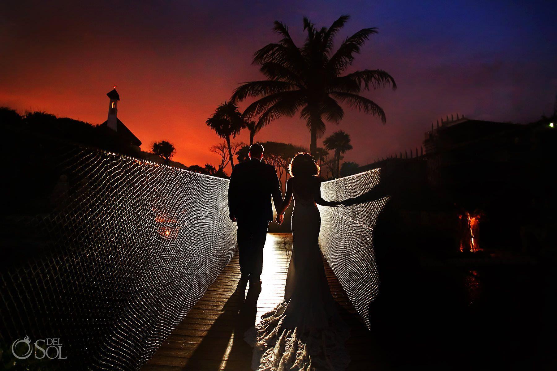 Hotel Xcaret Mexico Wedding Augusta and Josh en 2020