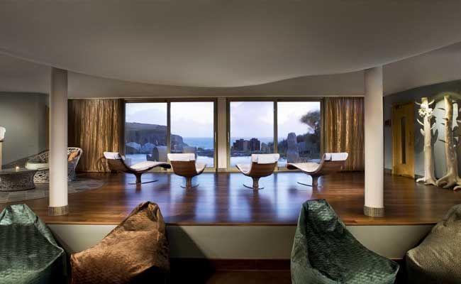 Pin By Barbara B On Phx Spa Cornwall Hotels Luxury Spa