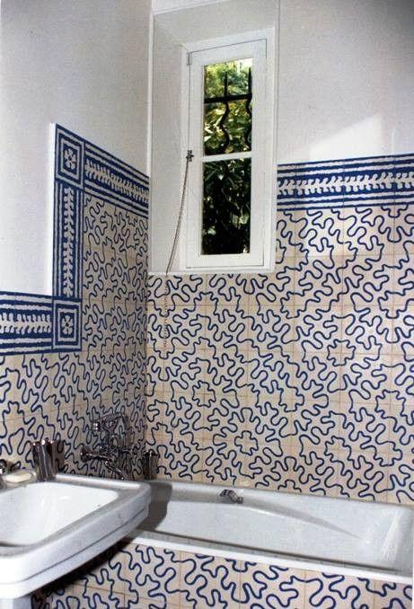 CAROCIM, Zementfliesen Fliesen Pinterest Handgefertigte - mosaik fliesen badezimmer