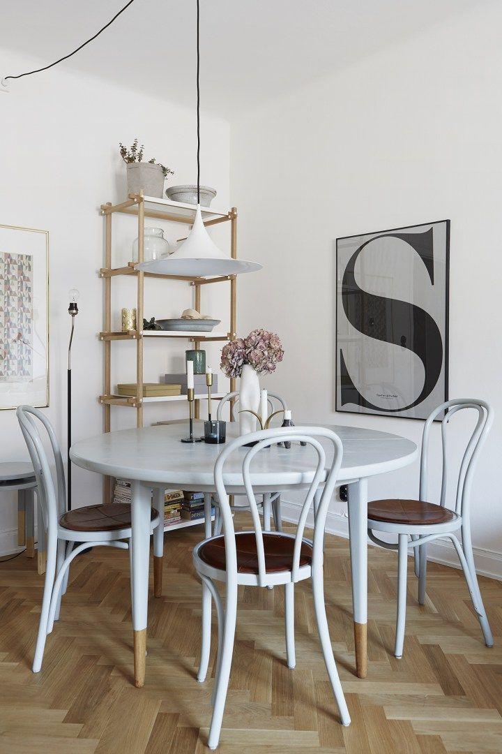 Post: Un Dormitorio Con Pared De Cristal   U003e Blog Decoración Nórdica, Decoracion  Dormitorios, Decoración Sueca, Distribución Pisos Pequeños, ...