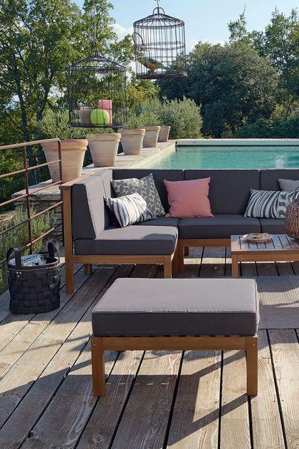 Meubles De Jardin : Le Meilleur Du Mobilier Outdoor 2015 | Outdoor Living | Outdoor  Furniture Sets, Garden Furniture, Outdoor Sofa