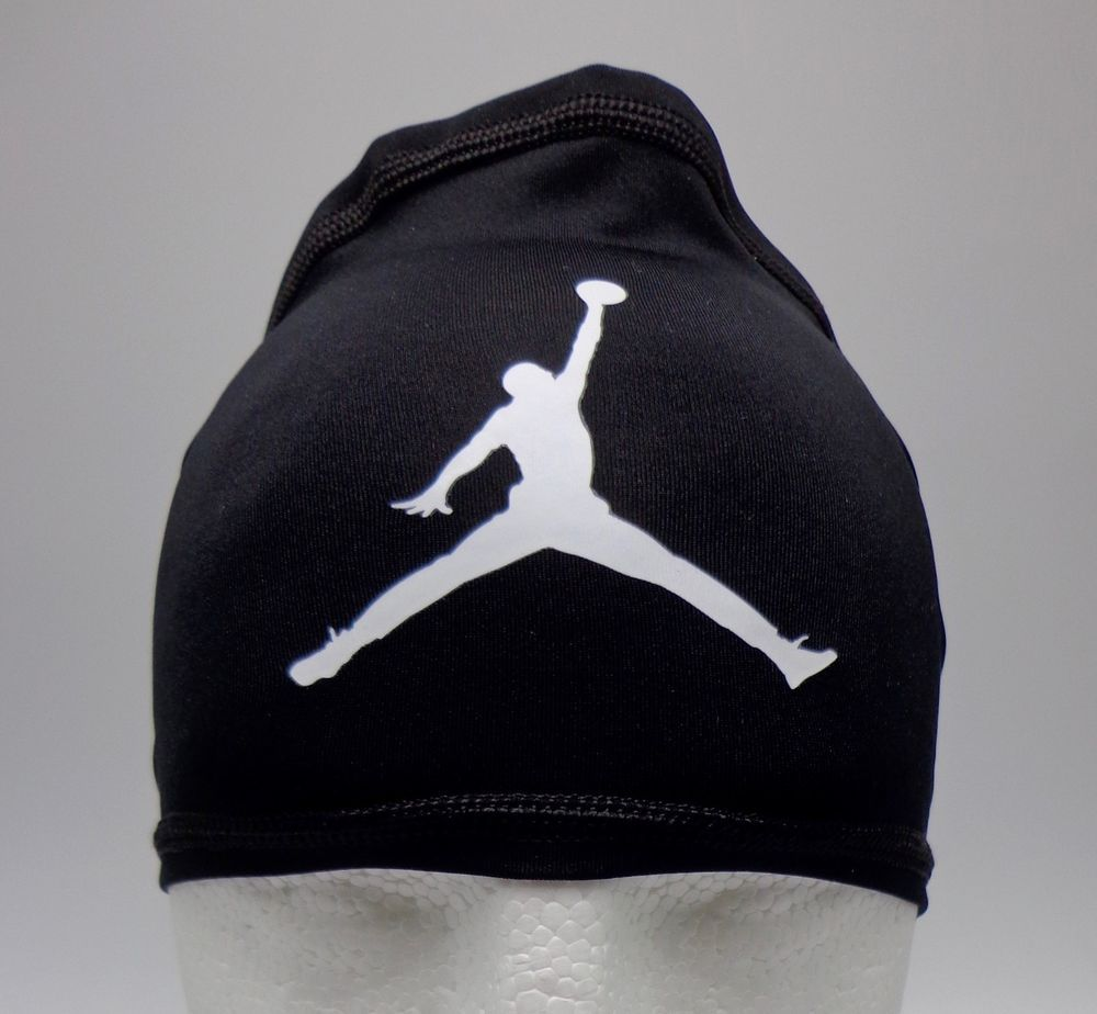 9eb9b9f2cedb77 ... amazon nike michael air jordan jumpman dri fit skull cap black white  mens womens osfm michaeljordan