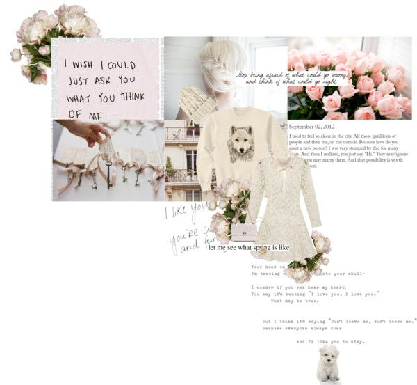 """""""#1012 {Never stop hoping.}"""" by nijura ❤ liked on Polyvore"""