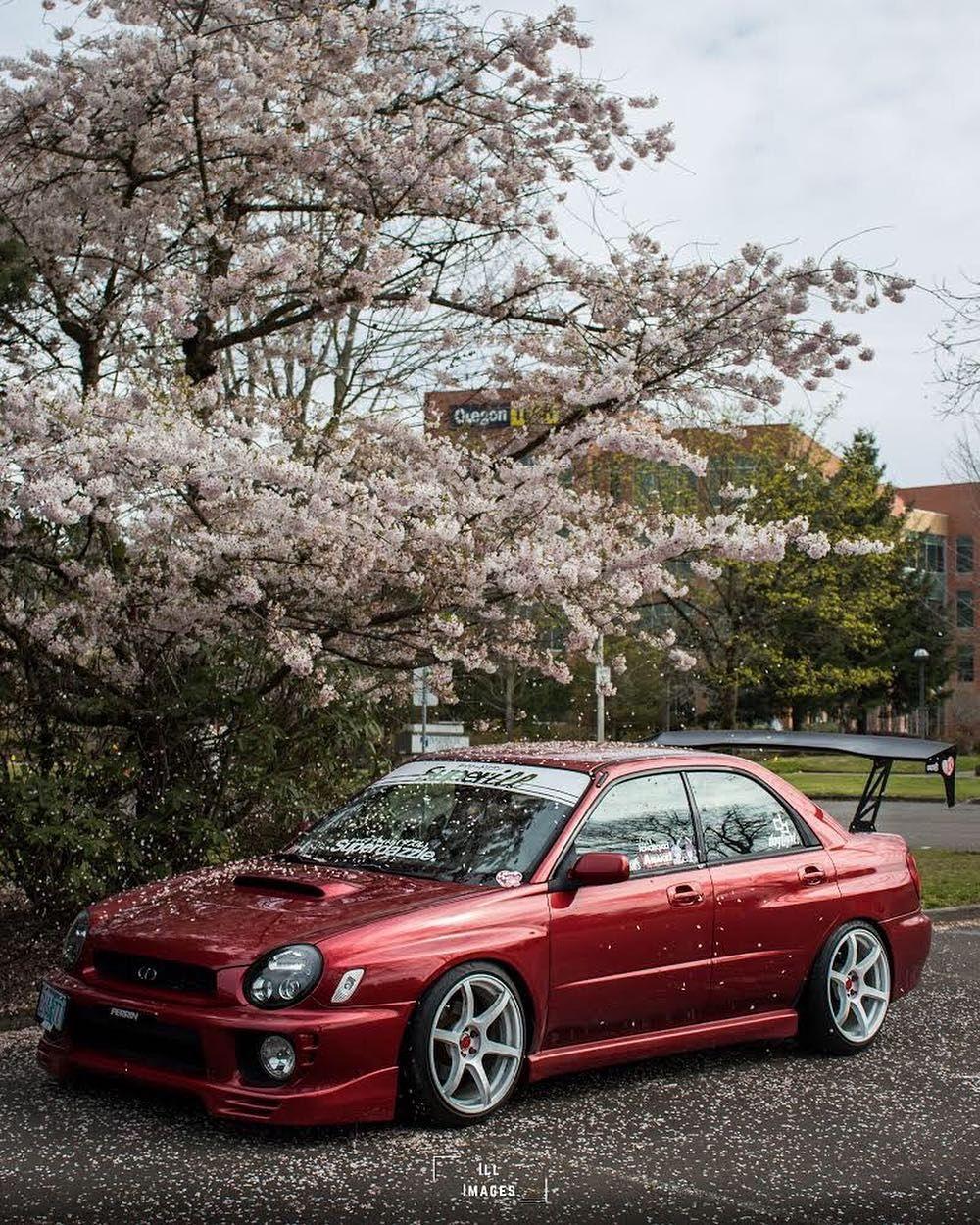 Subaru STI Hoodie