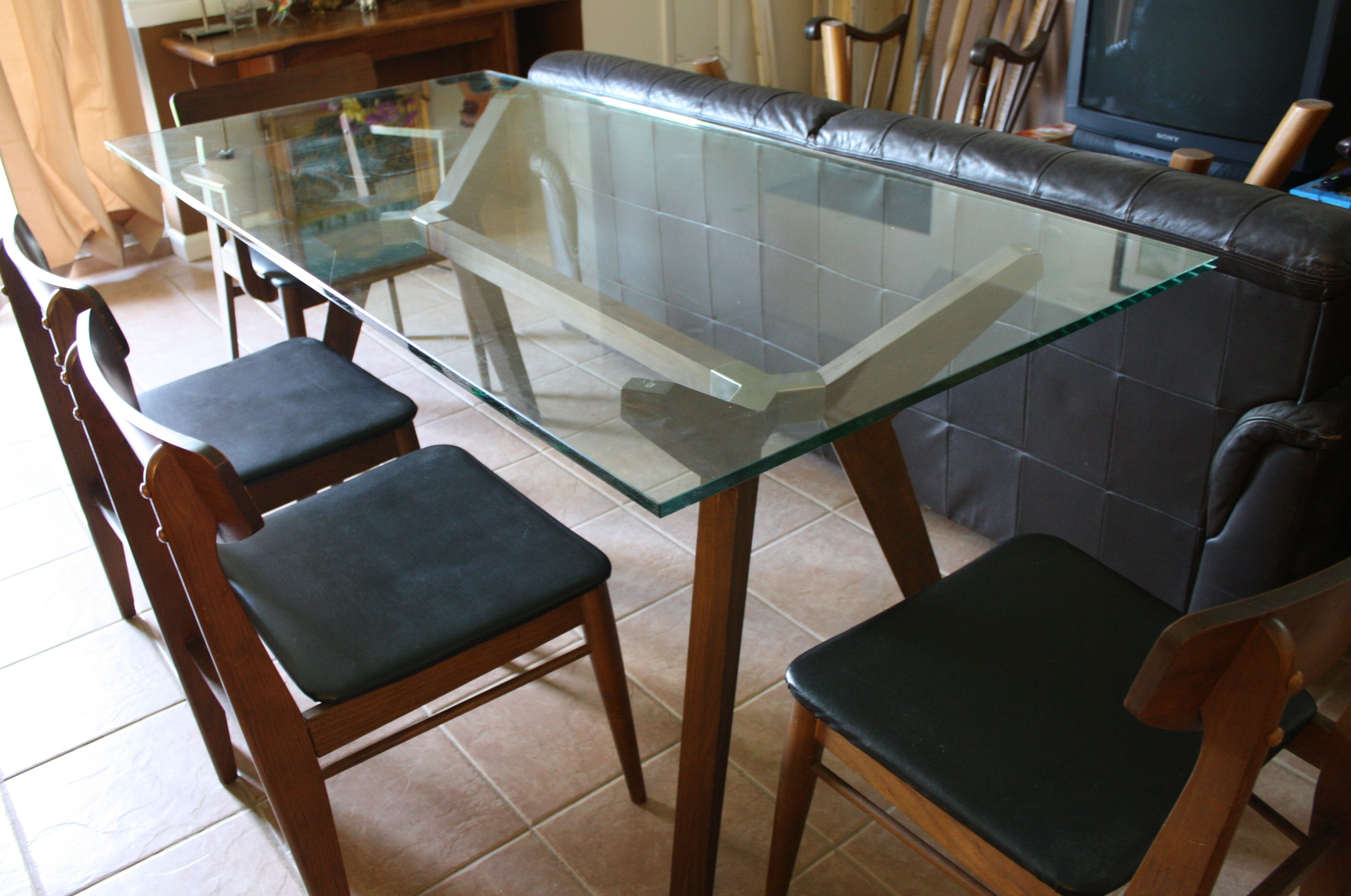 modern contemporary glass top dining tables bedroom and living