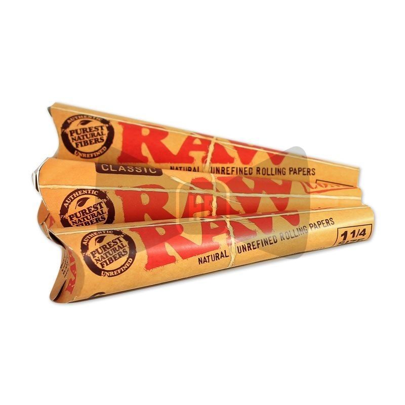 Can You Get High From Smoking Paper Raw Natural Cones 1 1 4 Cones Rolls Raw