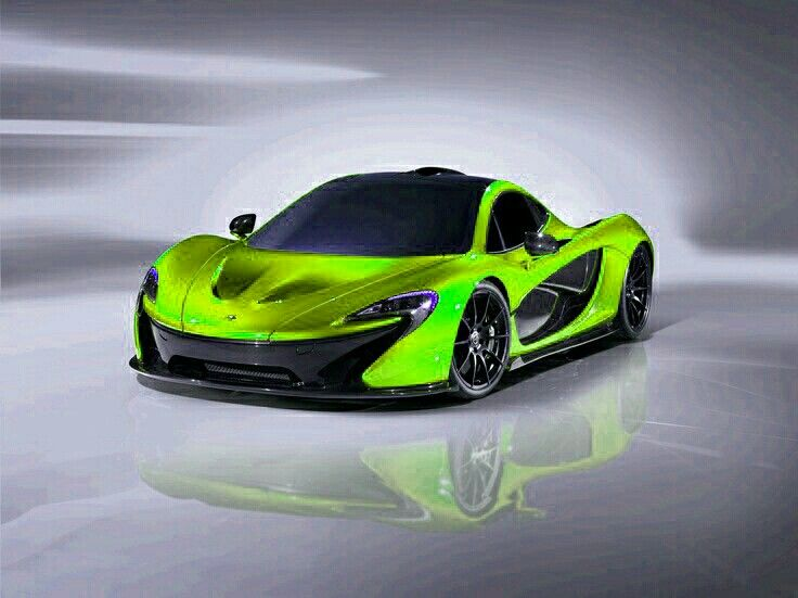 lime green mclaren p1   welcome to my garage.   pinterest   cars