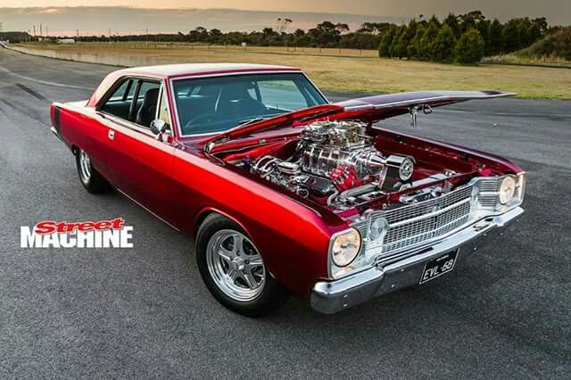 Dodge Dart Powered By A Blown 440 Classic Cars Muscle Dodge