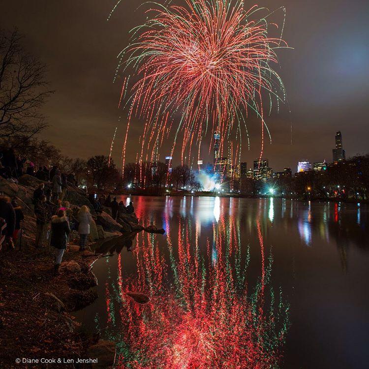 natgeo photo by cookjenshel New Years Central Park