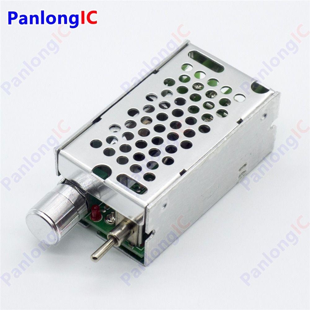 New 12 40v 120w Dc Motor Speed Controller Reversible Pwm
