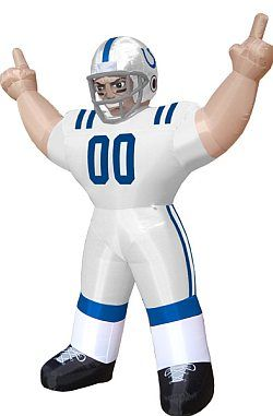 best loved f2c07 71c6d Indianapolis Colts Tiny Inflatable :: Indianapolis Colts ...