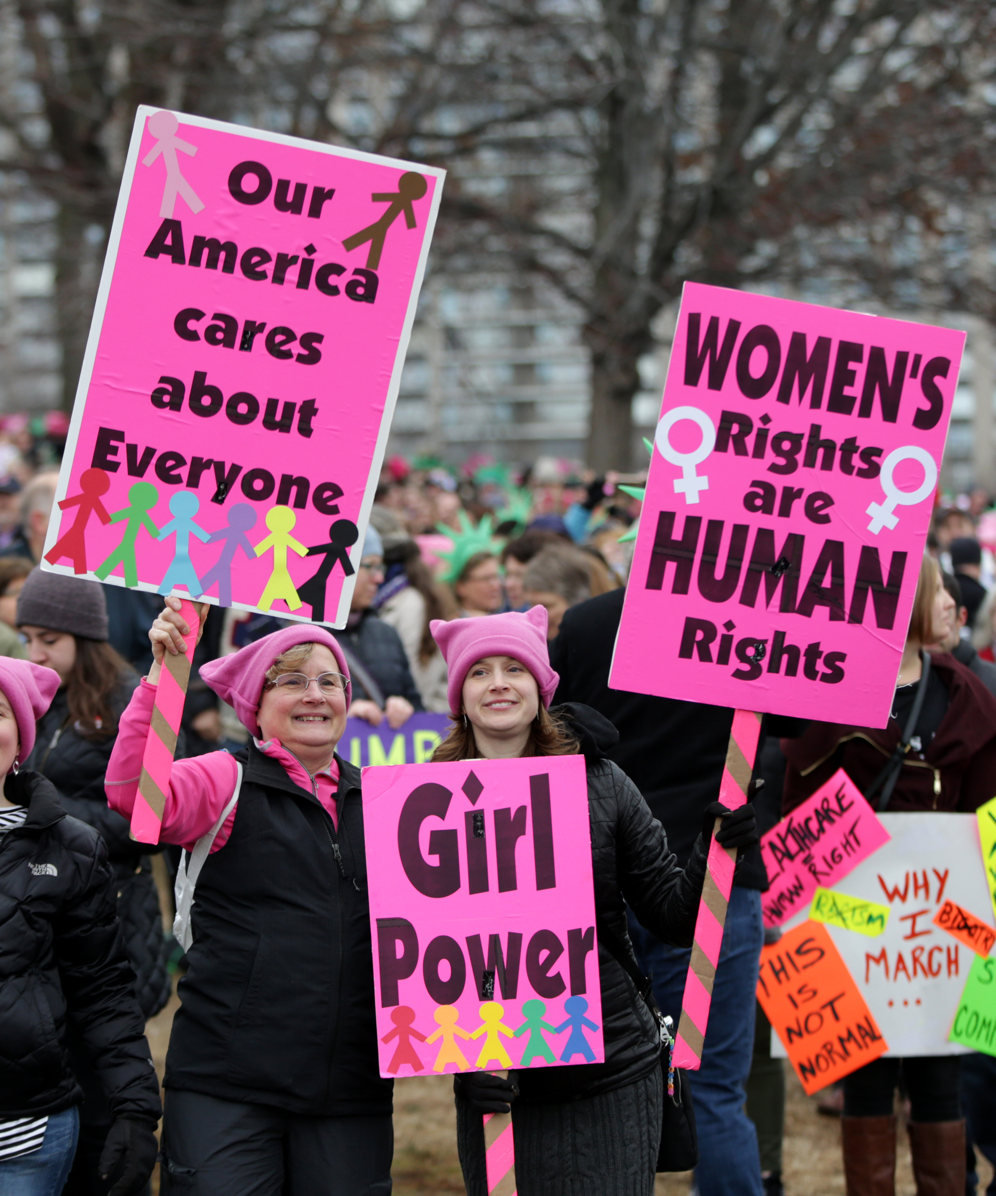 What The Women S March Looks Like Across The U S A Womens March Women We The People