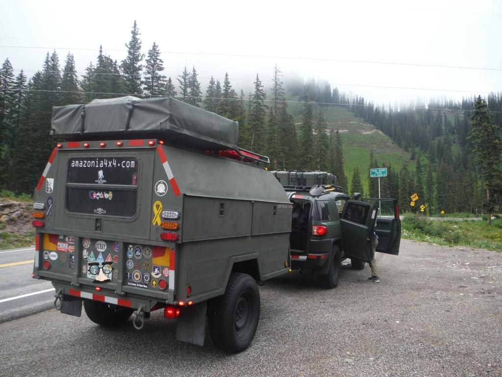 Serenity My M101A2 expedition trailer build Expedition Portal