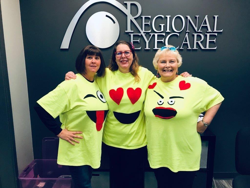 Our Staff Halloweeen Eye Care Hillsboro, MO Region