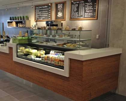Bintz Restaurant Supply Cafe Design Commercial Design