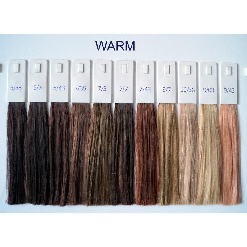 Hair color number chart wella charts copper brown also koleston perfect deep browns kadernicke in rh pinterest