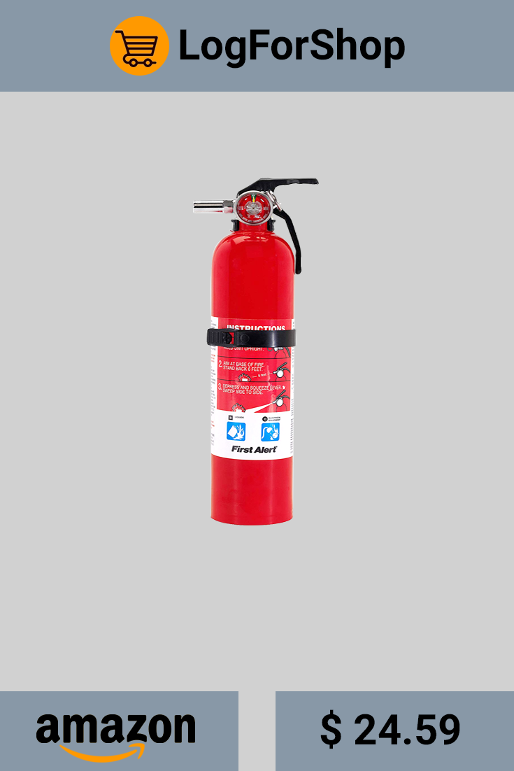 the first alert workshop and garage fire extinguisher is a choice rh pinterest com