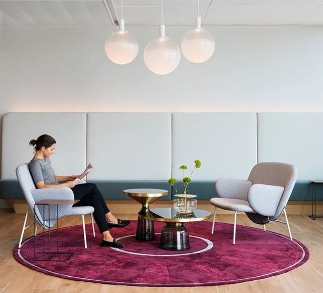 Harmony In Colour Pwc Sydney By Futureedesign