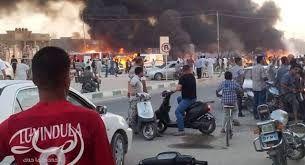 الشرطة: مقتل 30 وإصابة 100 في تفجيرات بأنحاء بغداد