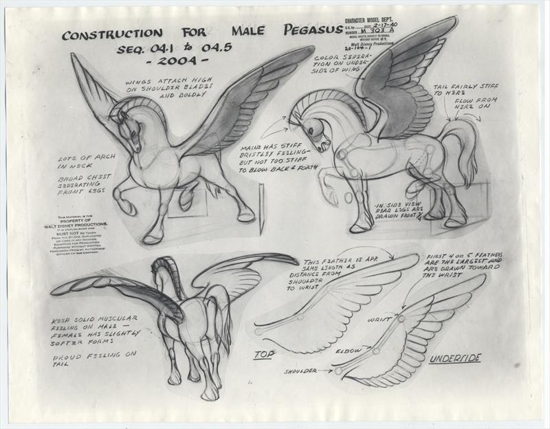Fantasia Character Sheets