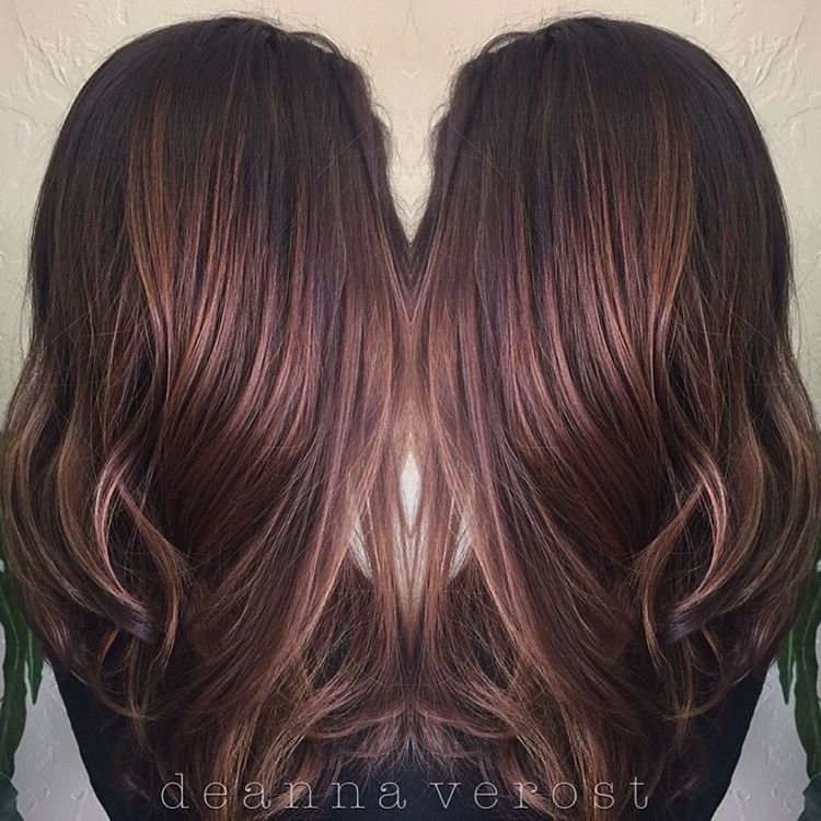 70 Flattering Balayage Hair Color Ideas For 2018 Hair Color