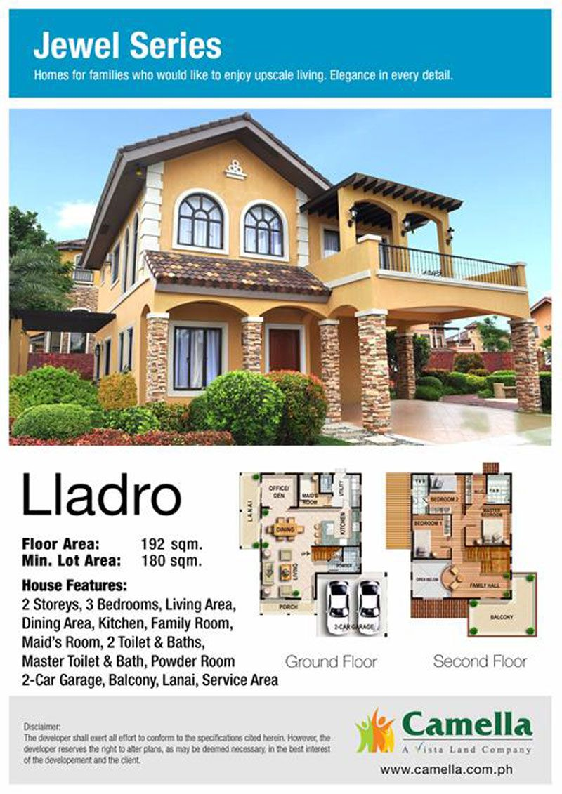 camella homes lladro model projects to try in 2019 house design rh pinterest com