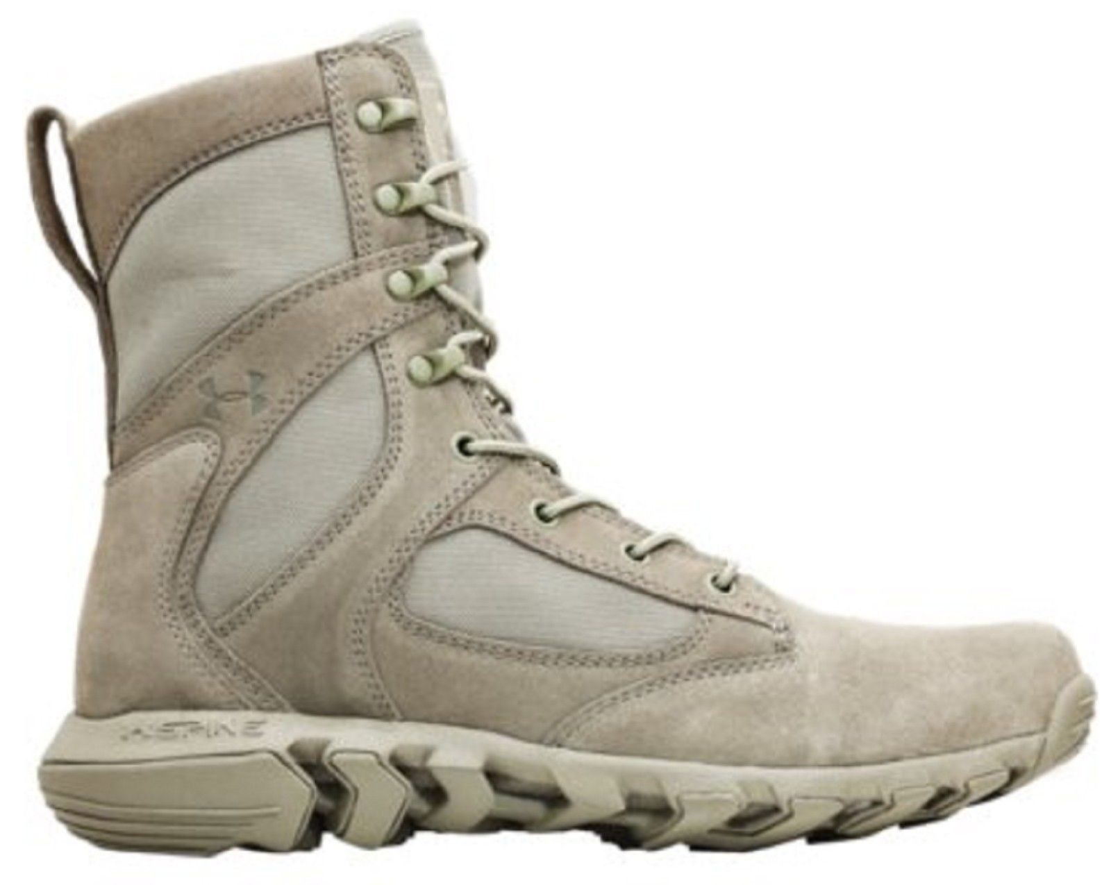 6be10cdecc3 Under Armour Alegent Tactical Duty Boots - Men's Military Style ...