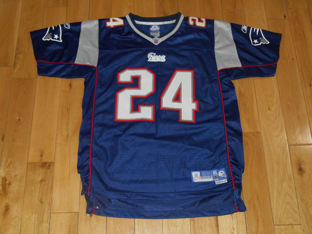 huge selection of 10d63 bfcd1 Reebok Ty Law Blue New England #Patriots Youth #NFL Team ...
