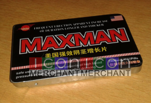 maxman sex pill for men