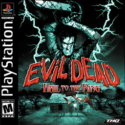 Evil Dead Hail To The King Kings Game Horror Video Games Evil