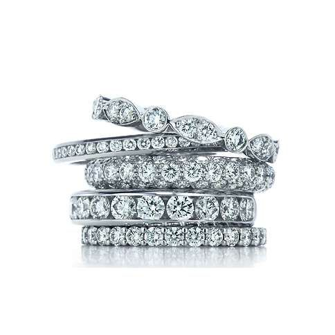 Tiffany Stackable Rings