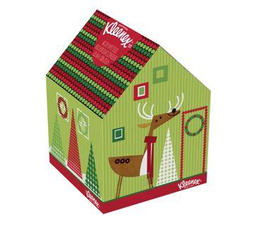 Kleenex® Everyday Tissues Gables - Reindeer
