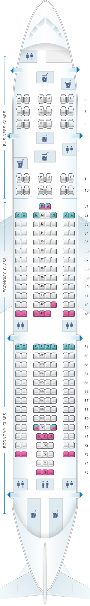 Seat Map China Eastern Airlines Airbus A330 200 config.2 ... China Eastern Airlines Seat Map on etihad airlines seat map, american airlines seat map, china airlines 777-300 economy, china eastern airlines business class, united airlines seat map, china southern airlines seat map, air china seat map, japan airlines seat map, china airlines 777-300er, iberia airlines seat map, copa airlines seat map, shanghai airlines seat map, china airlines seat selection, garuda airlines seat map, lan airlines seat map, south african airlines seat map, ethiopian airlines seat map, croatia airlines seat map, china eastern airlines route map, china eastern airlines seat assignment,