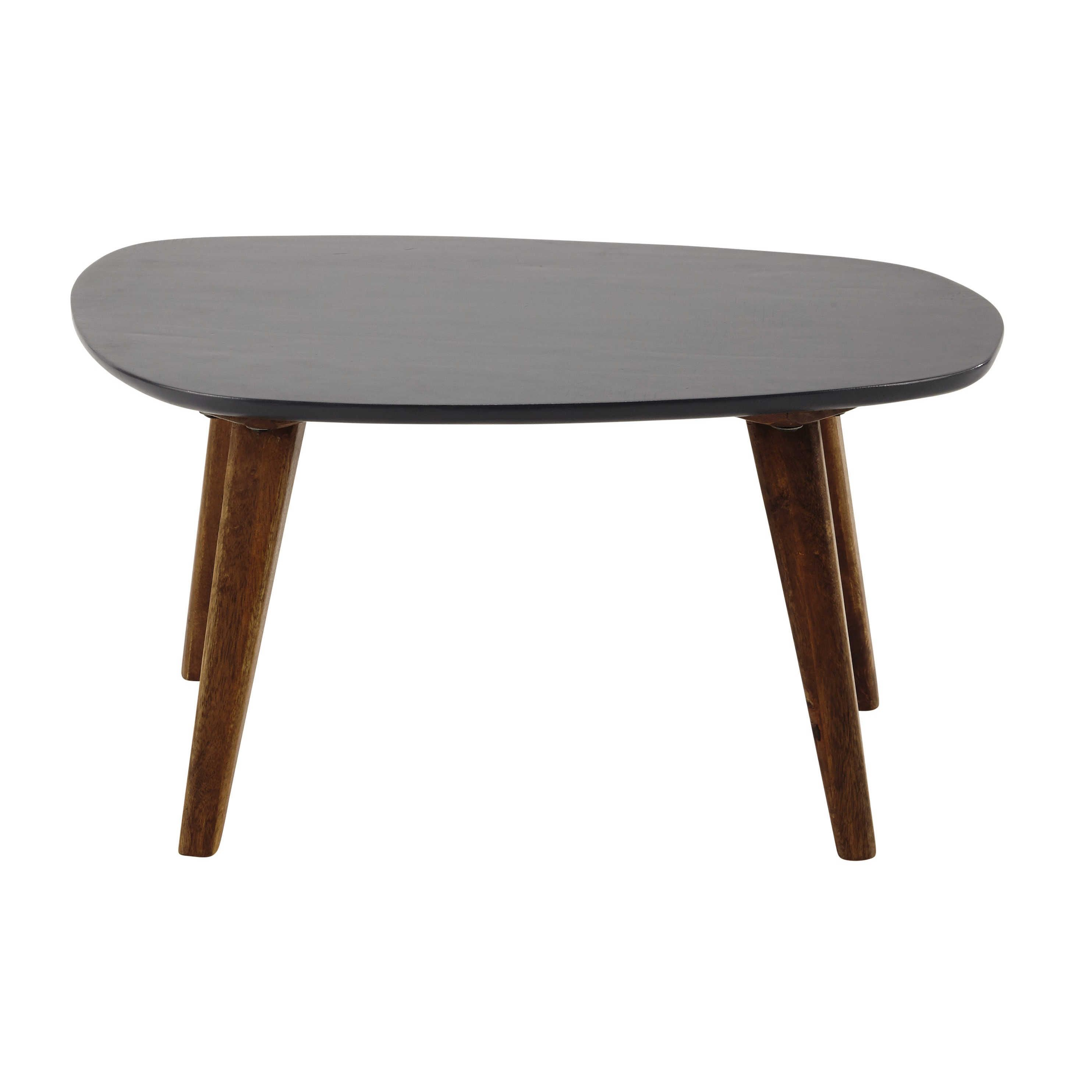 cm en 70 bois basse grise Janeirotable vintage Table L PiXulwOZkT