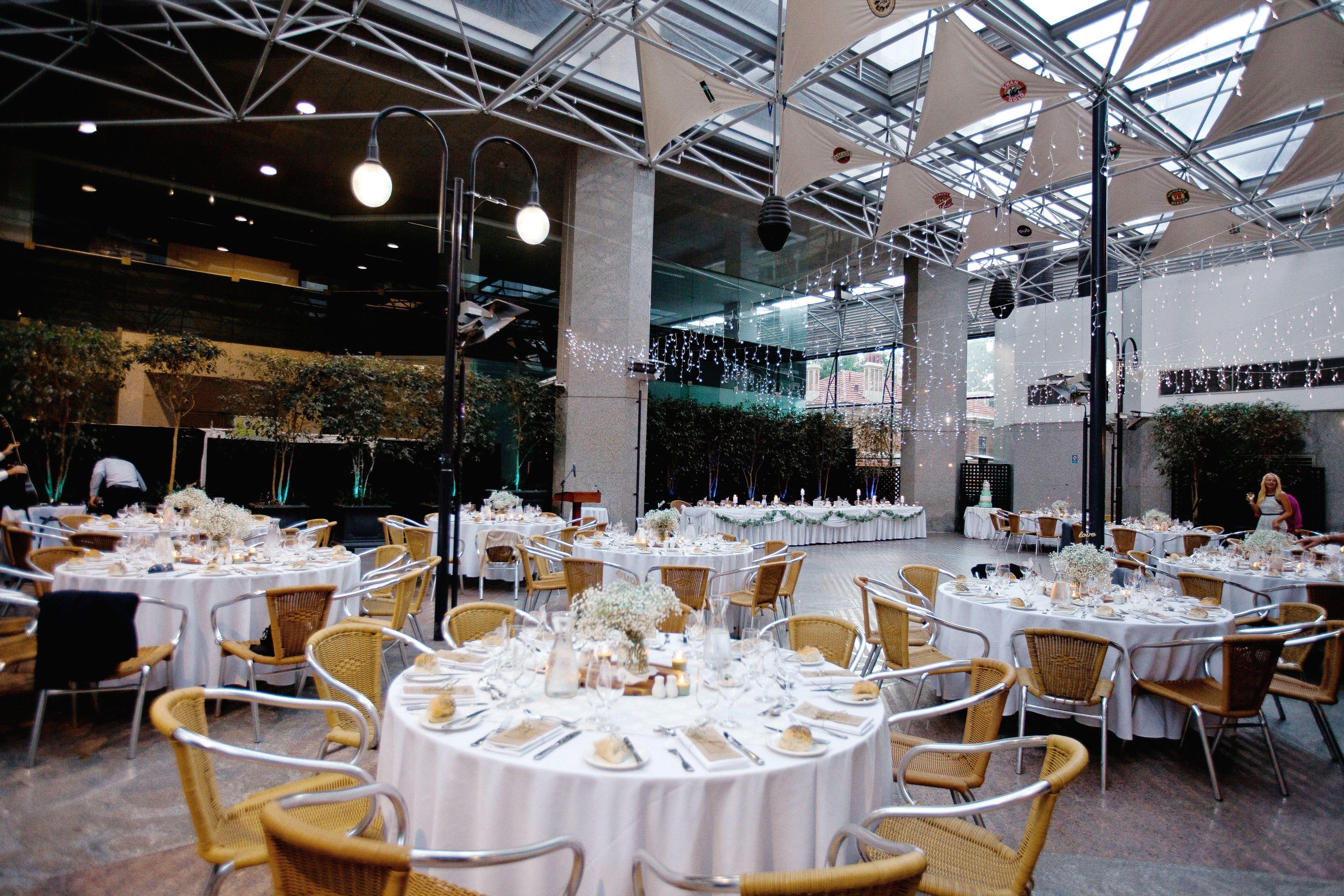 Wedding Reception Venue The Forrest Centre St Georges Terrace