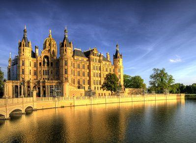 Schwerin Castle (© schlichteasy - Fotolia.com)