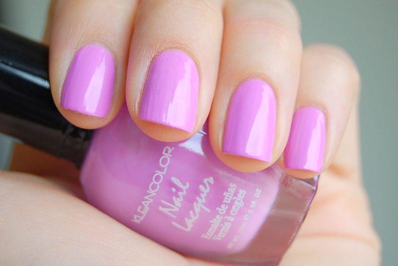 Kleancolor - 140 Pastel Purple #nailpolish | Nail polish ...