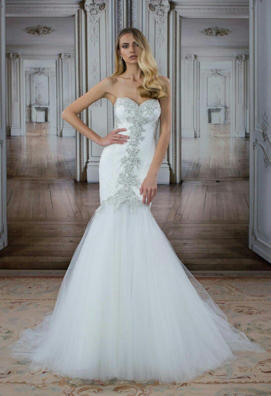 Pnina Tornai | Vestimos de ensueño | Pinterest | Vestidos de novia ...