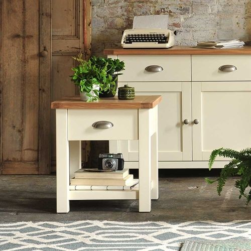 Sussex Painted Lamp Table A265 With Free Delivery The Cotswold Company 1040 006 Furniture Bedroom Collections Furniture Country Furniture